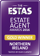 ESTATE AGENT OF THE YEAR, NORTHERN IRELAND 2016