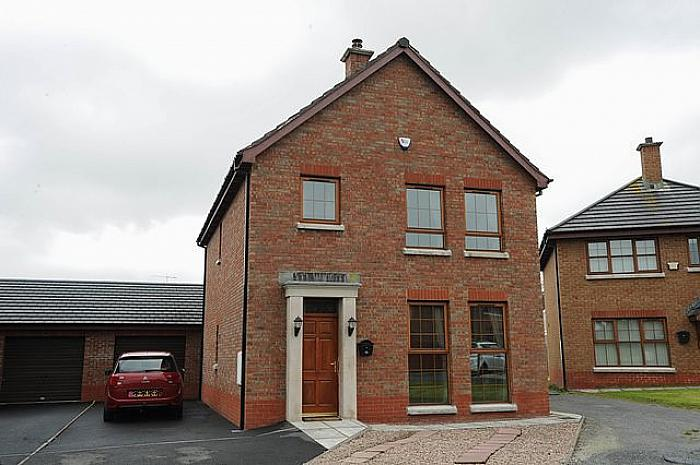 5 Alder Grange, Darragh Cross, Saintfield, BT24 7GB