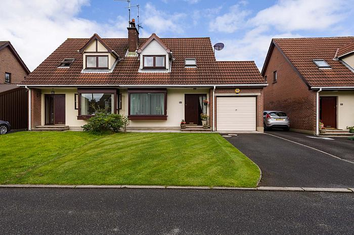 20 Meadowvale, Saintfield, BT24 7DW