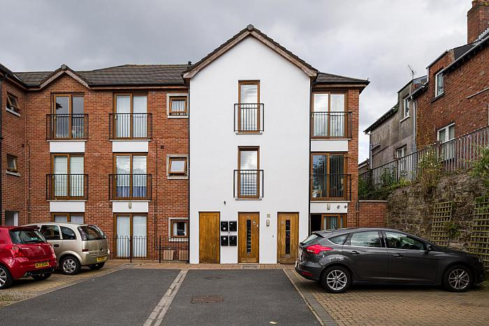 Apartment 2, 26 Wynford Street, Belfast, BT5 5DD