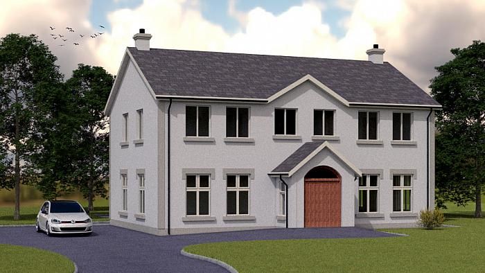 Building Sites At 30 Ballycreen Road, Ballynahinch, BT24 8TZ