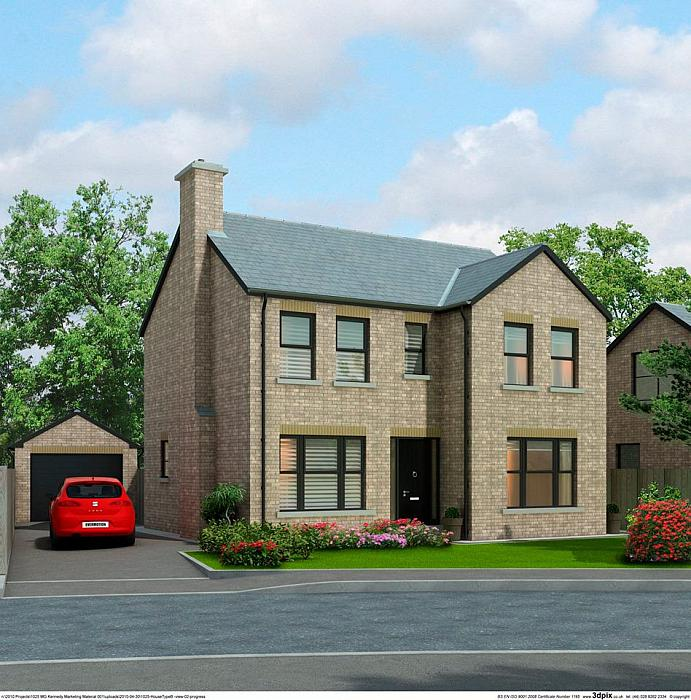 Site 29 Graysfield, Downpatrick Road, Crossgar, BT30 9HG