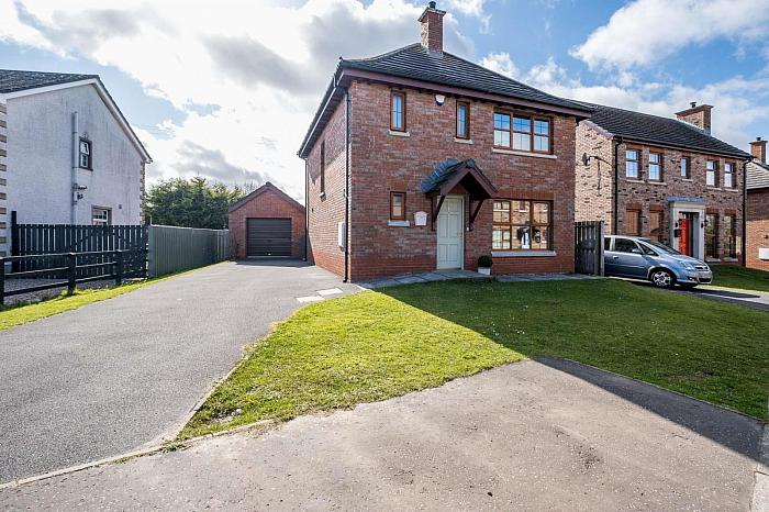 2 Alder Grange, Darragh Cross, BT24 7GB