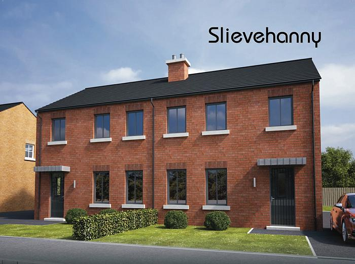 DEVELOPER WILL PAY STAMP DUTY* Site 120 Rocksfield, Downpatrick Road, Crossgar