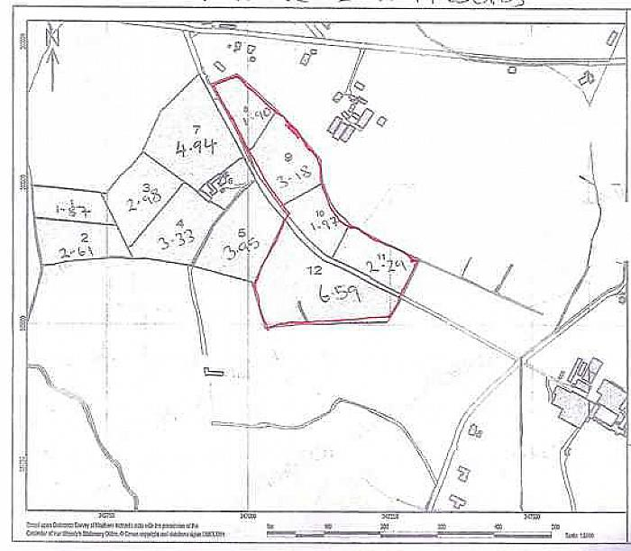 9.34 Acres at Kilmood Road, Killinchy , BT23 6SB