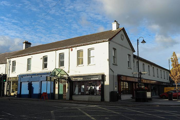 31-33 Main Street (formerly solicitors office), Saintfield, BT24 7AB