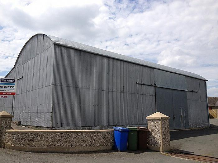 Shed at 191 Mealough Road, Carryduff, BT8 8LY