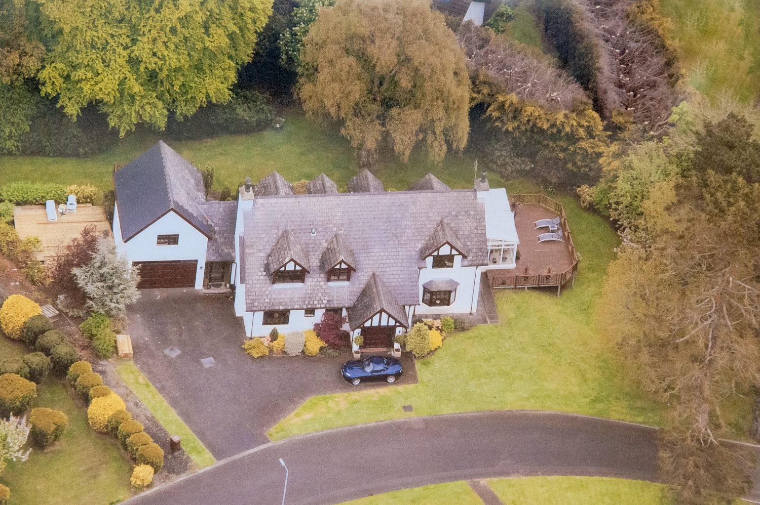 1 The Grange, Killinchy Road