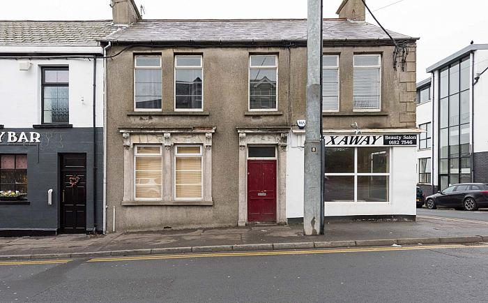 66 North Street, 2 And 2a Mark Street, Newtownards