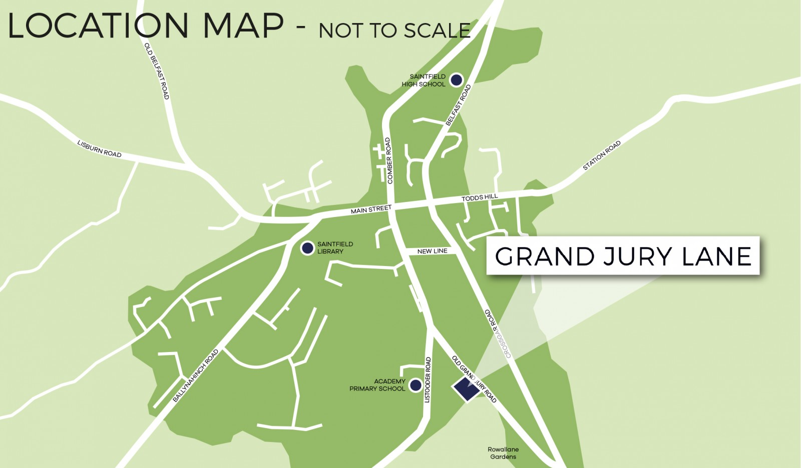 Site 21 Grand Jury Lane, Grand Jury Road
