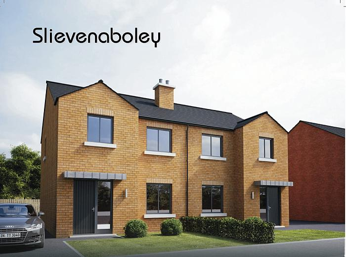 DEVELOPER WILL PAY STAMP DUTY* Site 123 Rocksfield, Downpatrick Road, Crossgar