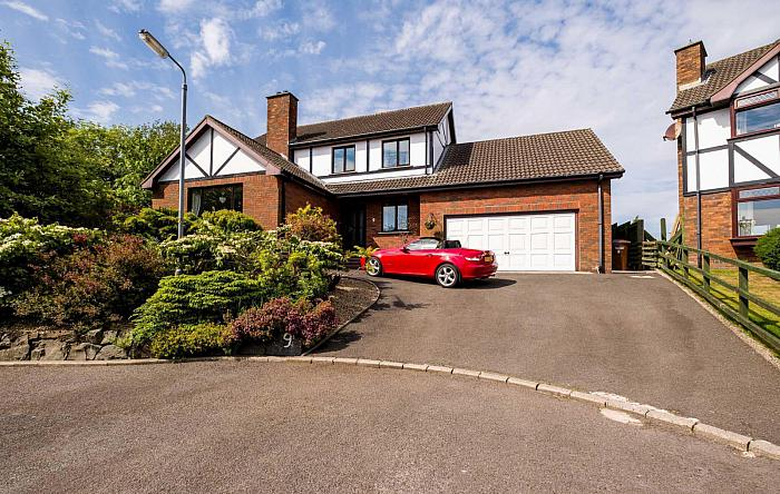 9 Strangford View, Killinchy